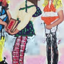 Lisa Piper Menkin Stegeman - The Cool Girls