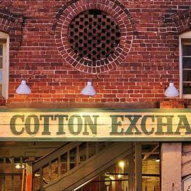 Cynthia Guinn - The Cotton Exchange