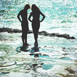 Jennifer Mecca - The Couple on the Beach