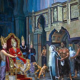 Dominique Amendola - The court of Yamaraja
