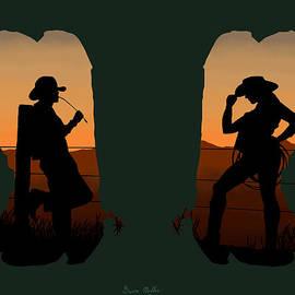 Brien Miller - The Cowboy Way 2.. Nice Boots