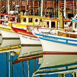Bill Gallagher - The Crab Fleet