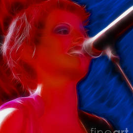 Gary Gingrich Galleries - The Cranberries-Dolores-2-Fractal