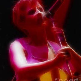 Gary Gingrich Galleries - The Cranberries-Dolores-3-Fractal