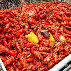 Michael Hoard - The Crawfish Boil In New Orleans Louisiana