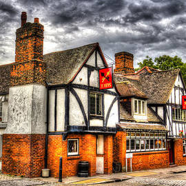 David Pyatt - The Cross Keys Pub Dagenham