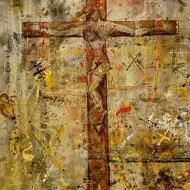 Giorgio Tuscani - the Crucifying of the Sacred Feminine