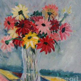 Avonelle Kelsey - The Crystal Vase
