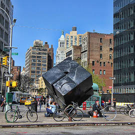 Allen Beatty - The  Cube
