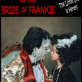 Jim Fitzpatrick - The Daughter of the Bride of Frankie