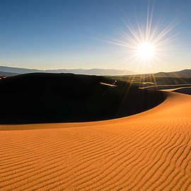 Dan Mihai - The Desert Sun