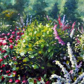 Rick Hansen - The Divine Garden