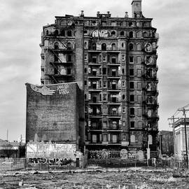 Bill Cannon - The Divine Lorraine Hotel from Behind
