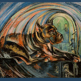 Natalia Lvova - The Dog Called Doors