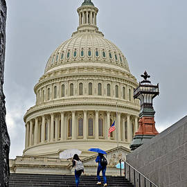 Jim Fitzpatrick - The Dome of the United States Capitol