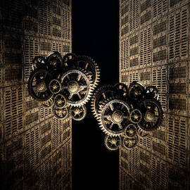 Ramon Martinez - The Door of the Time