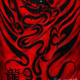 Roz Abellera Art - The Dragon