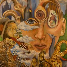 Michael Sienerth - The Egg Entertaining the Ego