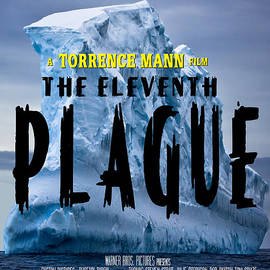 Mike Nellums - The Eleventh Plague faux movie poster