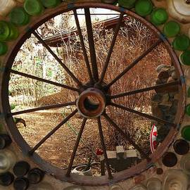 Jeff  Swan - The Entrace To Tinkertown Edgewood New Mexico