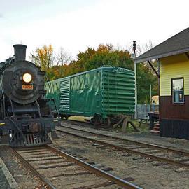 Jeff Stallard - The Essex Steam Train 0010