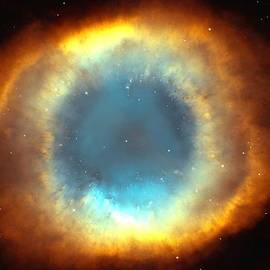 Eti Reid - The eye of God-Helix nebula close up