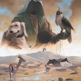 Nawaf Alhmeli - The Falconer