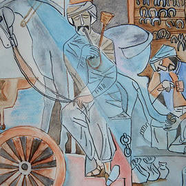 Sudip Mitra - The Farrier