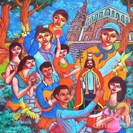 Paul Hilario - The Feast of San Clemente