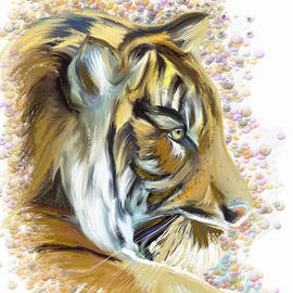Angela A Stanton - The Feeling of a Tiger Nearby