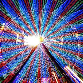 Daniel Thompson - The Ferris Wheel Zooming 7/10/14