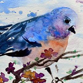 Beverley Harper Tinsley - The First Bluebird