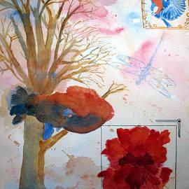 Sandy McIntire - The Fish Flower and Bird