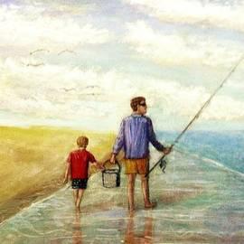 Larry E Lamb - The fishermen