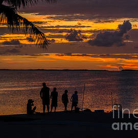 Rene Triay Photography - The Five at Sunset