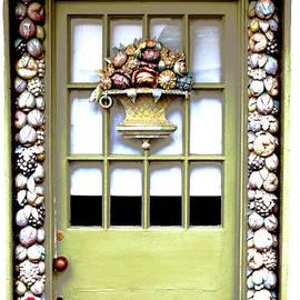 Rumyana Whitcher - The Floral Door