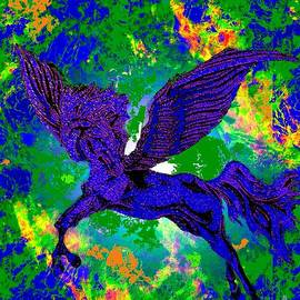 Saundra Myles - The Flying Stallion Fantasy