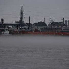 Richard Booth - The Fog