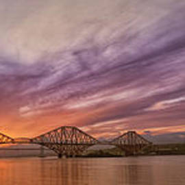 Jean-Noel Nicolas - The Forth Rail Bridge