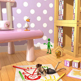 Liam Liberty - The Fun Corner - Where The Toys Live