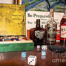 Janice Rae Pariza - The Gambler