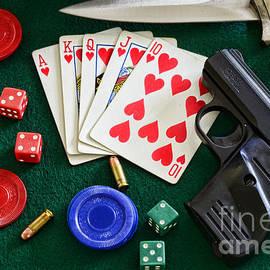 Paul Ward - The Gambler