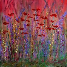 Debra Kent - The Garden Flowers