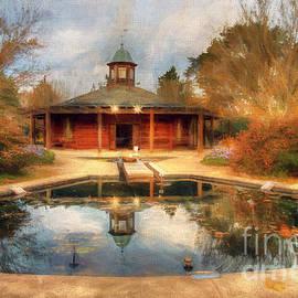 Darren Fisher - The Garden Pavilion