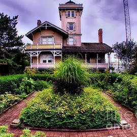 Mark Miller - The Gardens of Hereford Inlet Lighthouse