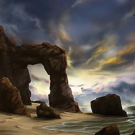Irwan Iskak - The Gate