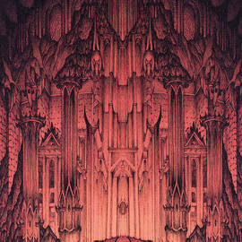 Curtiss Shaffer - The Gates of Barad Dur