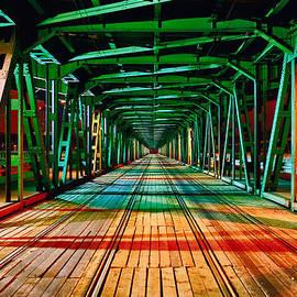 Tomasz Dziubinski - The Gdanski Bridge