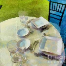 RC deWinter - The Geometry of the Table