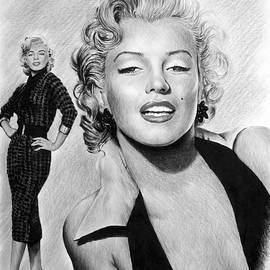 Andrew Read - The Glamour days Marilyn Monroe